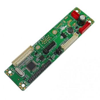 برد درایور LCD مدل MT561-MD دارای سوکت خروجی LVDS