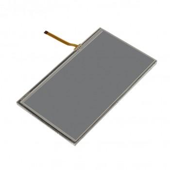 ست کامل ماژول نمایشگر LCD TFT فول کالر 7 اینچ دارای صفحه تاچ مقاومتی و درایور HDMI