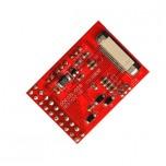 ماژول برک اوت نمایشگرهای LCD جوهری دارای ورودی 24 پین