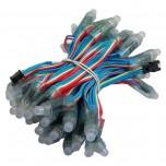 رشته 50 تایی RGB LED دارای آی سی LPD6803