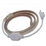نوار لامپ ال ای دی LED SMD 5050 سفید 220 ولت