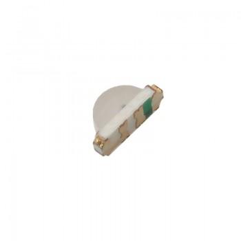 بسته 10 تایی چراغ LED RGB مدل 1204 نوع SMD