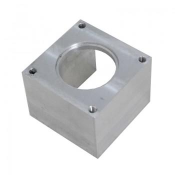 براکت آلومینیوم نصب موتور استپر Nema23