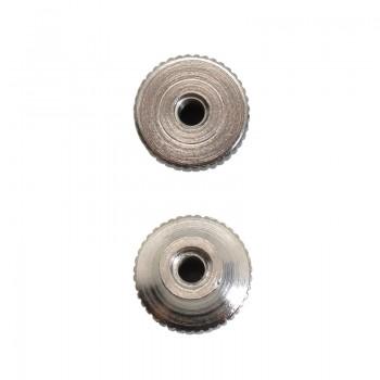 بسته 2 تایی مهره استیل M3 مناسب برای تنظیم دستی سطح هیت بد