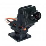 پایه دوربین PTZ دو محوره مناسب برای نصب دوربین های FPV