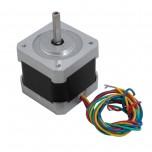 استپر موتور 1.65 آمپر 42BYGH403 مناسب برای پرینترهای سه بعدی