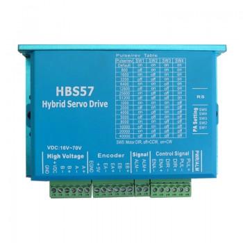 درایور سروو موتور  HBS57 حلقه بسته (close loop)