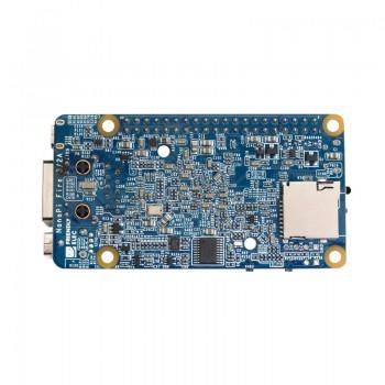 برد چهار هسته ای NanoPi Fire2A دارای 512MB RAM و  قابلیت بوت Linux