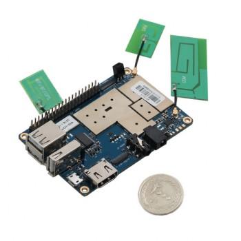 برد چهار هسته ای Orange Pi 4G-IoT دارای RAM 1GB ، وایفای ، بلوتوث ، 4G GSM و قابلیت بوت اندروید