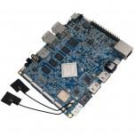 برد شش هسته ای 64 بیتی Orange Pi RK3399 دارای 2GB RAM و وایفای داخلی