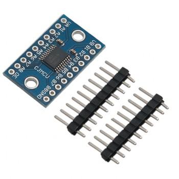 مبدل سطح ولتاژ TXS0108E دو طرفه 8 بیتی محصول CJMCU