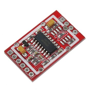 ماژول مبدل آنالوگ به دیجیتال 24 بیتی دو کاناله HX711 - ماژول A2D صنعتی