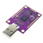 ماژول مبدل چند کاره USB به UART / FIFO SPI / I2C دارای چیپ FT232H
