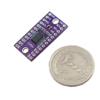 ماژول مبدل سطح ولتاژ دو طرفه 8 کاناله LSF0108 محصول CJMCU