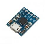 ماژول مبدل USB به TTL شش پین CP2102 دارای ارتباط میکرو USB