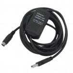 مبدل USB به RS232 تقویت شده مناسب برای پروگرام PLC