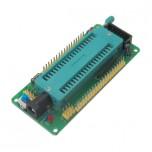 ماژول برک اوت 40 پین میکروکنترلر 8051 دارای سوکت زیف و ISP