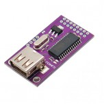 ماژول USB Host دارای چیپ CH375B محصول CJMCU