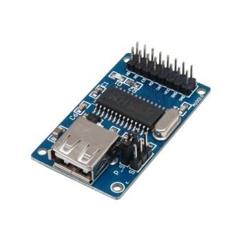 ماژول USB host دارای چیپ CH376S