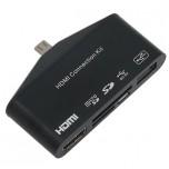 تبدیل MHL به HDMI دارای OTG