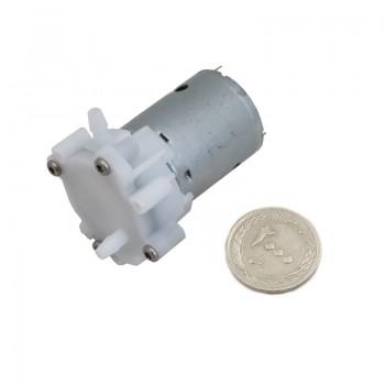 پمپ آب مینی RS-360SH دارای ولتاژ کاری 3V-12V