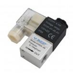 شیر برقی پنوماتیک 24 ولتی 2V025-08
