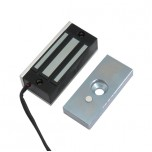 قفل الکترونیکی مگنتیک 60 کیلوگرمی دارای ولتاژ کاری 12 ولت