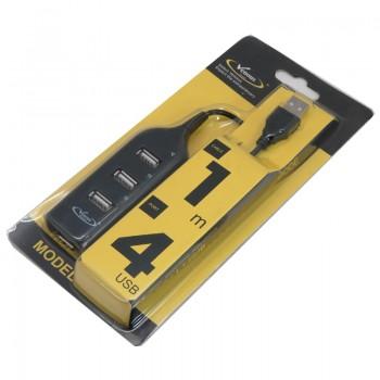 هاب 4 پورت USB 2.0 محصول Venous