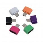 تبدیل USB به میکرو USB مناسب برای شارژ و انتقال داده ( OTG )