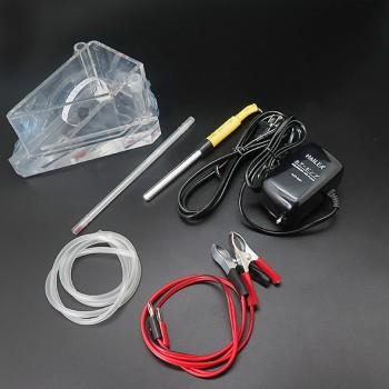 دستگاه آب کاری دارای حجم تانک 267 میلی لیتر مناسب برای مدار چاپی PCB