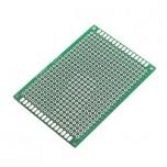 برد سوراخ دار دو لایه - PCB سوراخ دار 5 در 7 سانتی متری