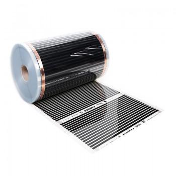 رول 50 سانتی متری فیلم حرارتی کربنی دارای عرض 50 سانتی متر مناسب برای سیستم های گرمایشی