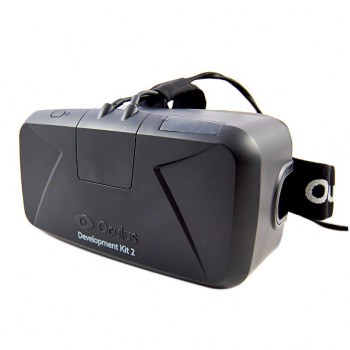عینک هوشمند واقعیت مجازی سه بعدی Oculus Rift DK2