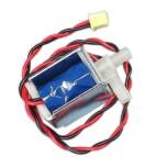 شیر برقی سلونوئیدی 12 ولتی 1.4 وات مناسب برای آب ( Normally Open )