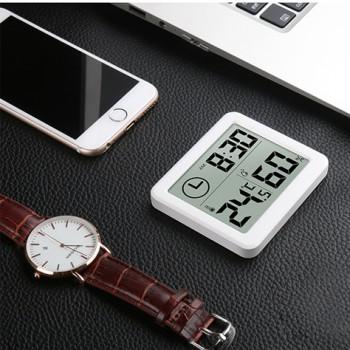 دستگاه سنجش دما ، رطوبت و ساعت دیجیتال رو میزی