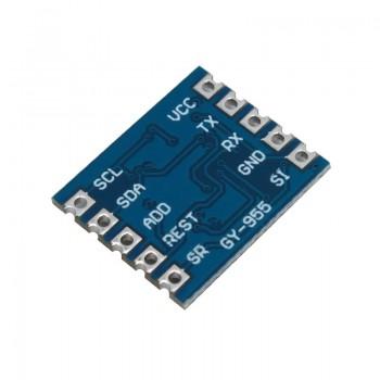 ماژول AHRS نه محوره BNO055 دارای فیلتر کالمن