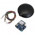 ماژول GPS UBLOX NEO-M8N  همراه با قطب نما ویژه  APM / Pixhawk