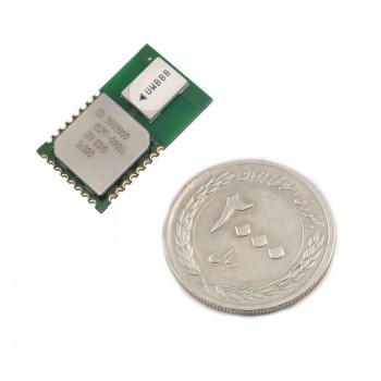 ماژول مکان یابی DWM1000 با دقت 10 سانتی متر محصول DecaWave