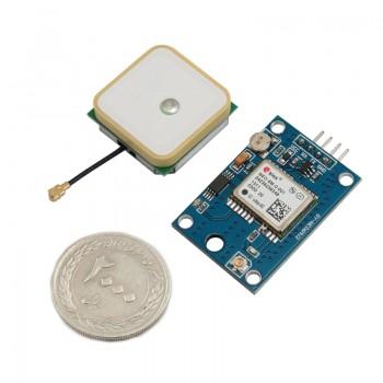 ماژول GPS موقعیت یاب جغرافیایی NEO 6M محصول GY