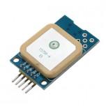 ماژول GPS موقعیت یاب ماهواره ای UBLOX NEO6M با قابلیت ارتباط میکرو USB