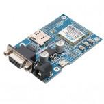 ماژول قطب نما / GSM / GPS چهار باند HLKGS2503 دارای ارتباط سریال و قابلیت پشتیبانی از AT Command