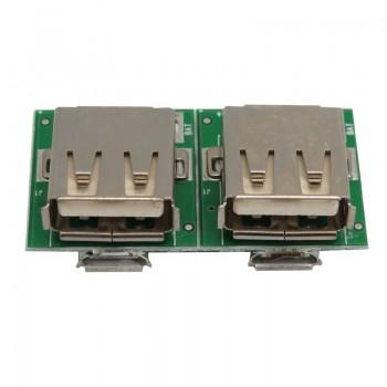 بسته 2 تایی ماژول شارژر / دشارژر باتری های لیتیومی SY3500 دارای خروجی 5V 1A  مناسب برای ساخت پاور بانک