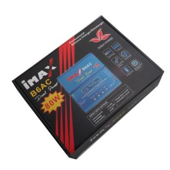 شارژر باتری IMAX B6 AC دارای پورت بالانس و صفحه نمایشگر