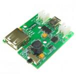 ماژول شارژر USB تقویت کننده ولتاژ LiPo Rider