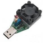 دشارژر USB همراه با خنک کننده و پیچ تنظیم جریان