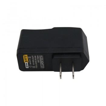 آداپتور و شارژر 5 ولت 2 آمپر دیواری دارای خروجی USB و مدار محافظ شارژ
