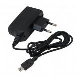 آداپتور و شارژر 5 ولت 800 میلی آمپر دیواری دارای خروجی مینی USB