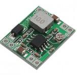 ماژول رگولاتور DC به DC کاهنده  MP1584EN با قابلیت تنظیم ولتاژ خروجی