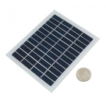 باتری / پنل خورشیدی فتوولتاییک 12 ولت 2 وات