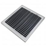 باتری / پنل خورشیدی فتوولتاییک 12 ولت 10 وات